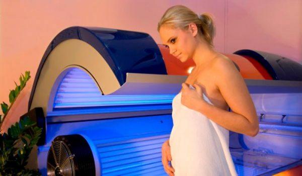Почему нельзя беременным ходить в солярий